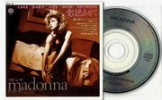 "LOVE DON'T LIVE HERE ANYMORE - JAPAN  3"" CD (WPDR-3109)"